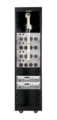 Rack-Mounted Endurance Solid-State Power Amplifiers
