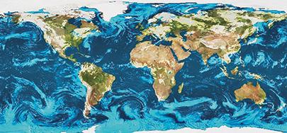 Eec Radar Global Mosaic Image Software